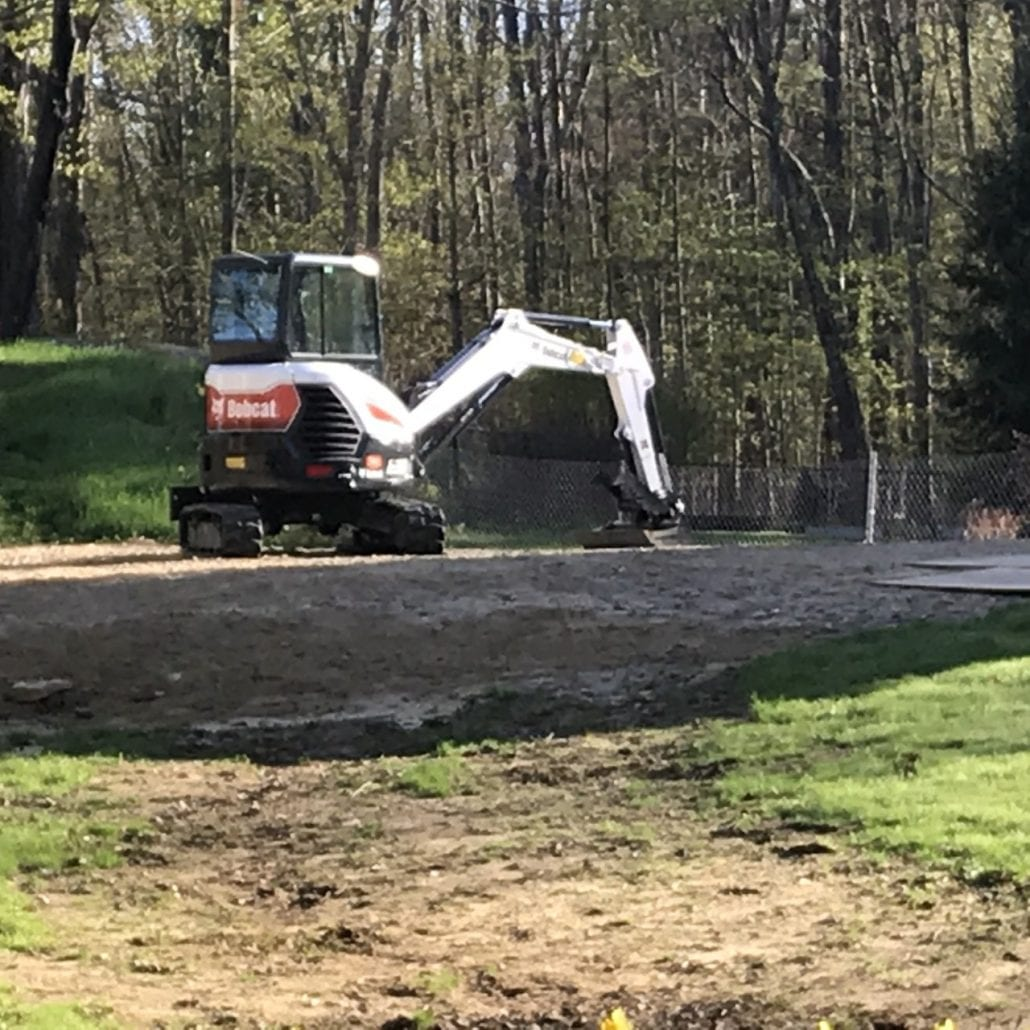 Dover NH Yard & Property Grading